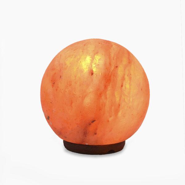 globe salt lamp - himalayanwellbeing.co.uk