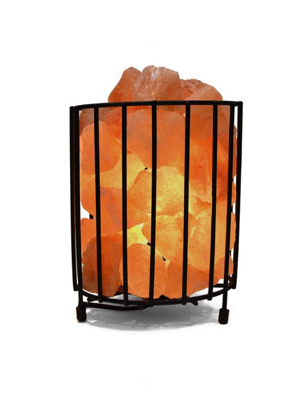 Fire Basket Salt Lamp fire basket - himalayanwellbeing.co.uk