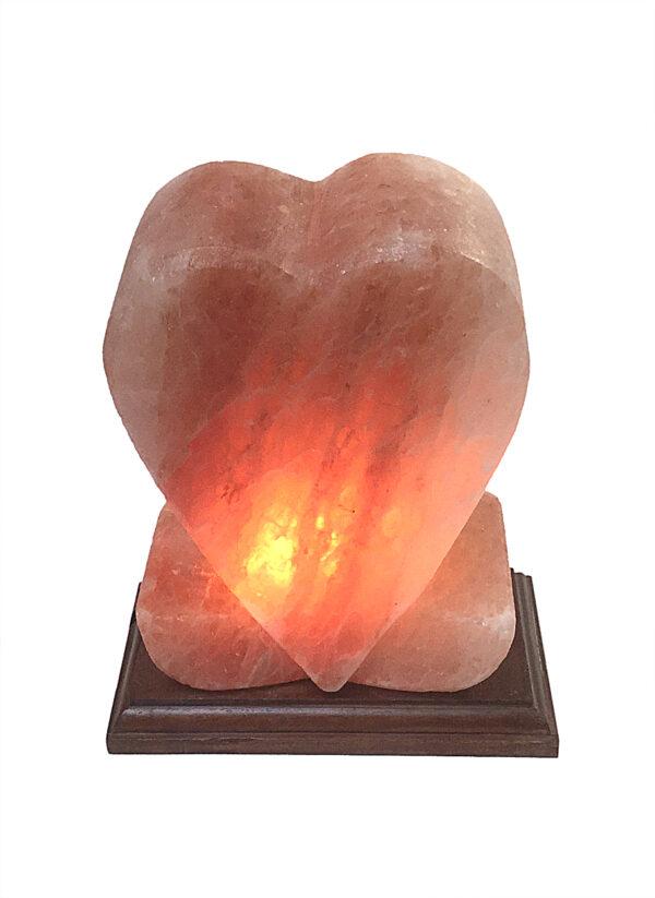 Himalayan Salt Lamp UK Heart Himalayan Salt Lamp